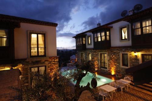Selcuk Akanthus Hotel Ephesus adres