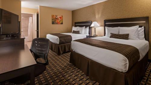 Best Western Plus Pleasanton Inn Photo