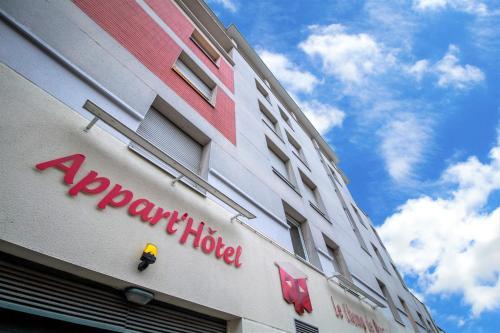 Appart hotel reims champ de mars reims prix photos et for Appart hotel a reims