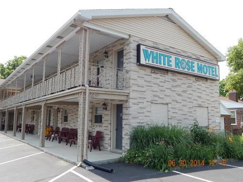White Rose Motel - Hershey, PA 17033