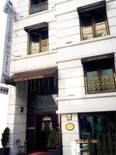 Eskisehir Vendome Hotel fiyat