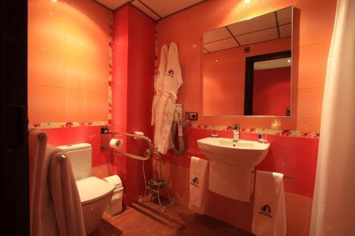 Habitación Doble - 1 o 2 camas - Uso individual Casa Baños de la Villa 13
