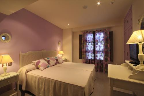 Habitación Doble - 1 o 2 camas - Uso individual Casa Baños de la Villa 14