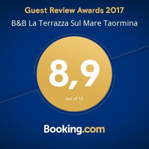 Hotel B&b La Terrazza Sul Mare Taormina (Taormina) da 75€ - Volagratis