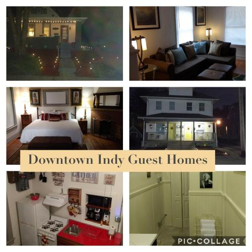 Downtown Indy Guest Homes - Indianapolis, IN 46201