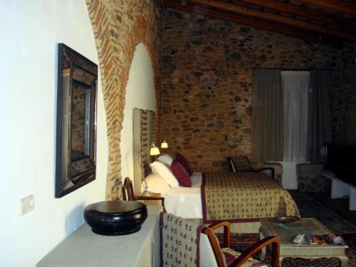 Habitación Doble Can Carbó de les Olives 19