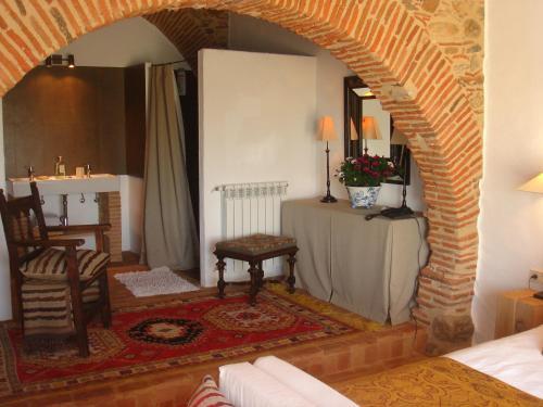 Doppelzimmer Can Carbó de les Olives 10