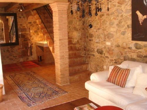 Doppelzimmer Can Carbó de les Olives 14