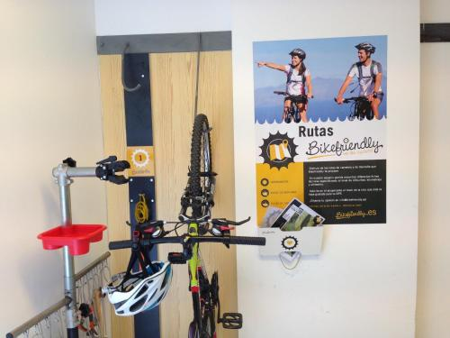 Double or Twin Room with Cycling Package Tierra de Biescas 6