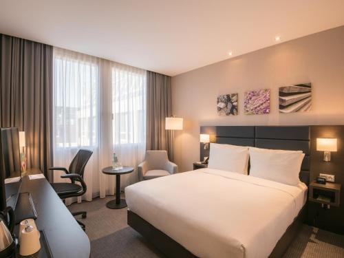 Hilton Garden Inn Frankfurt City Centre impression