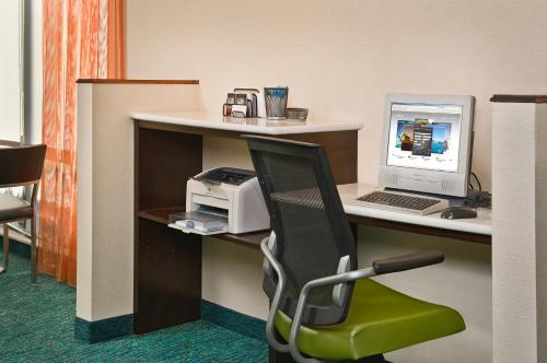 SpringHill Suites Raleigh-Durham Airport/Research Triangle Park Photo