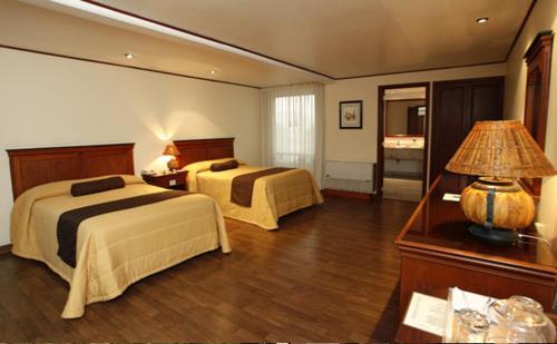 Suites Colibrí, Oaxaca