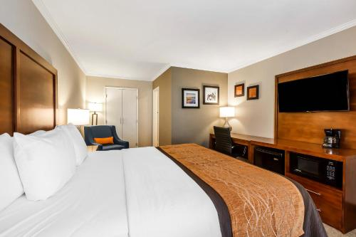 Comfort Inn Santa Monica - West Los Angeles Photo