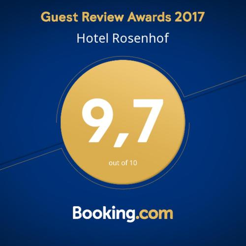 Hotel Rosenhof photo 28