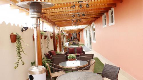 Hotel Tababela Land Photo