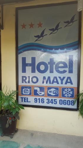 Hotel Rio Maya Photo