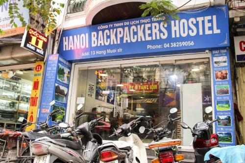 Hanoi Backpackers Hostel photo 1