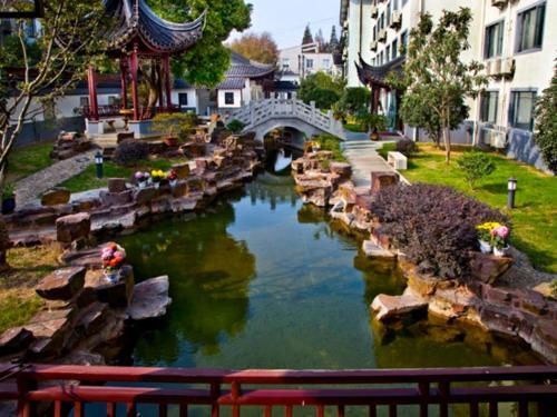 Suzhou Friendship Hotel photo 19