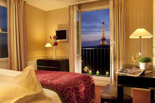 Hotel Duquesne Eiffel impression