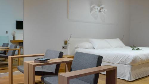 Habitación Ático Arantza Hotela- Adults Only 4