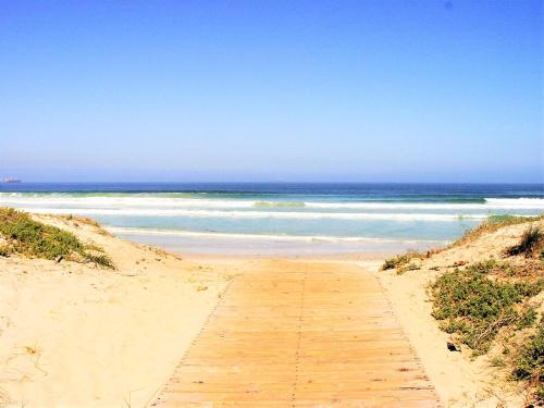 Ocean Breeze - Sunset Beach Photo