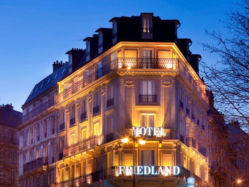 Hotel Champs Elysées Friedland impression