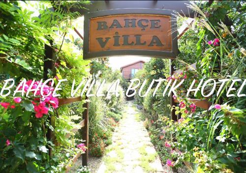 Cıralı Bahçe Villa tatil