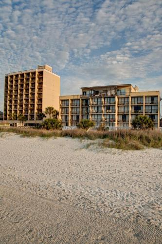 Best Western Ocean Sands Beach Resort Photo