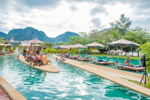 Pp Charlie Beach Resort Hotel Phi Island