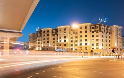 AVANI Deira Dubai Hotel impression