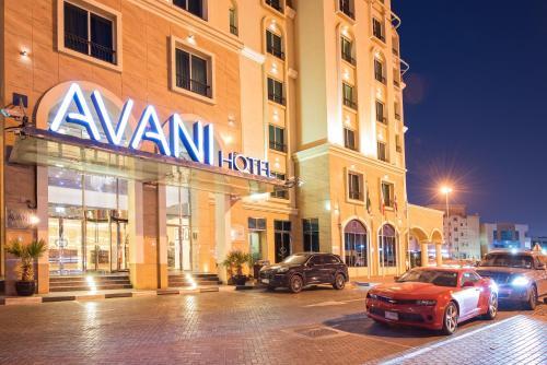 AVANI Deira Dubai Hotel photo 52