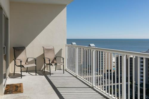 Crystal Tower Condominiums By Wyndham Vacation Rentals - Gulf Shores, AL 36542