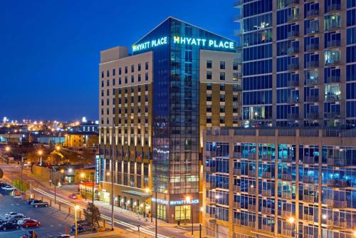Hyatt Place Nashville Downtown Photo