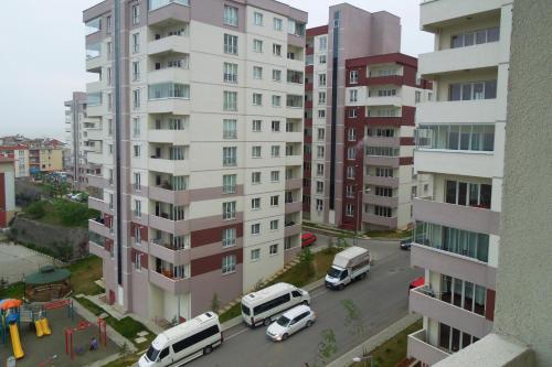 Trabzon Zenofon Residence 2 tatil