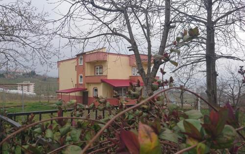 Trabzon TRABZON ROYAL AKYAZI VILLA adres