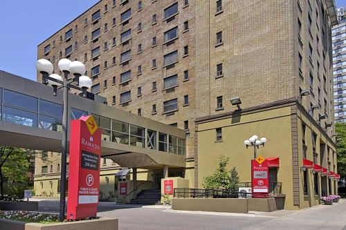 Ramada Plaza Toronto impression