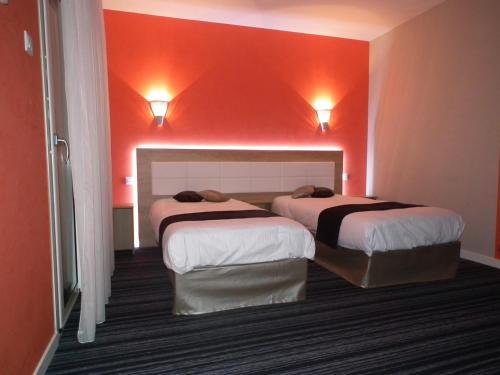 Inter-Hotel La Roche-sur-Yon Est Le Moulin Neuf