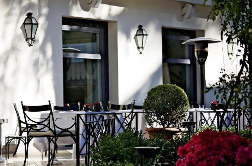 Aldrovandi Villa Borghese - The Leading Hotels of the World photo 6