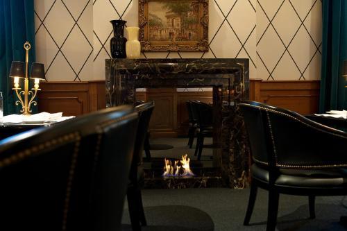 Aldrovandi Villa Borghese - The Leading Hotels of the World photo 14