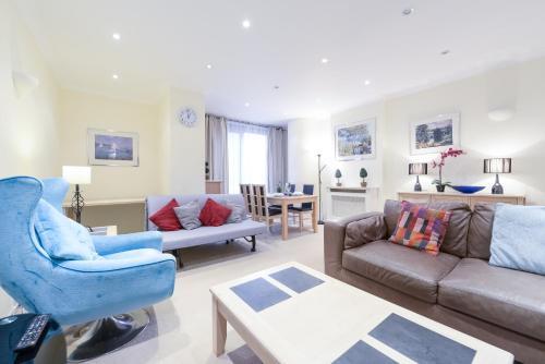 Point West South Kensington Apartment photo 13