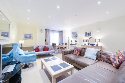 Point West South Kensington Apartment photo 20