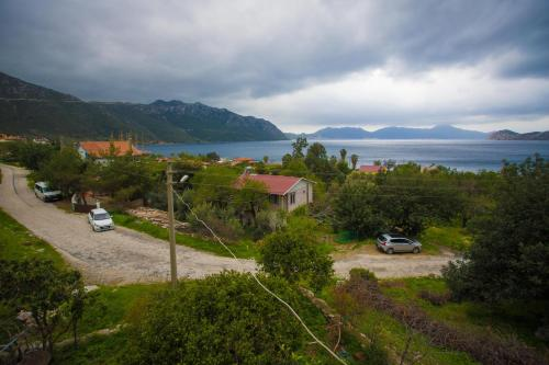 Sogut Sea View Private Apartment in Sogut village Marmaris harita