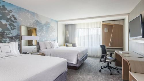 Courtyard By Marriott South Bend Downtown - South Bend, IN 46601
