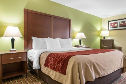 Comfort Inn South Jacksonville Photo