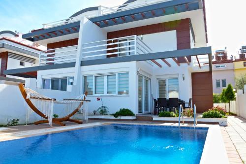 Fethiye Tala Villa 5 adres