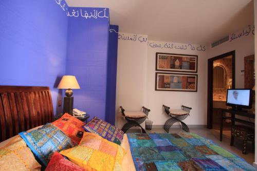 Habitación Doble - 1 o 2 camas - Uso individual Casa Baños de la Villa 18