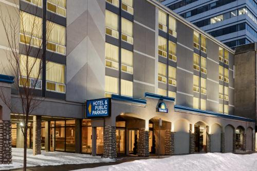 Days Inn Edmonton Downtown Photo