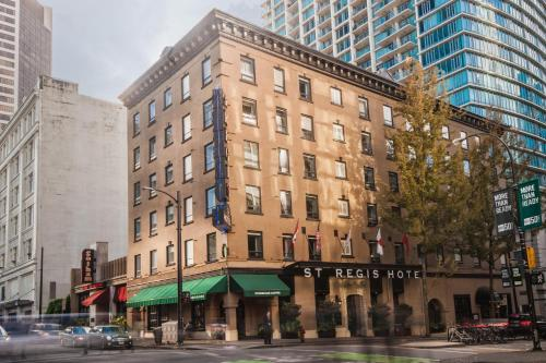 Hotels Near Skytrain Downtown Vancouver