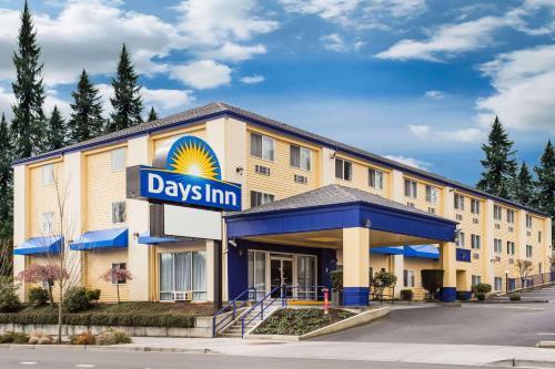 Days Inn Seattle North Photo
