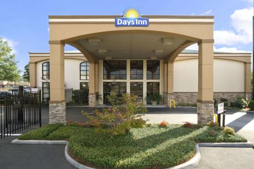 Days Inn & Suites By Wyndham Tuscaloosa - Univ. Of Alabama - Tuscaloosa, AL 35405
